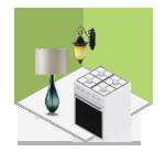 Appliances & Lighting